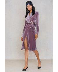 Lioness | Eastern Opulence Coat Dress | Lyst