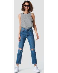Rut&Circle - Louisa Destroyed Jeans - Lyst