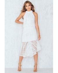 Line & Dot - Promenade Mermaid Skirt - Lyst