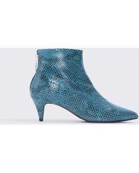 Gestuz   Sheba Snake Boots   Lyst