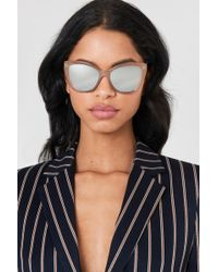 Cheap Monday - Forever Sunglasses Khaki - Lyst