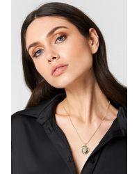 NA-KD - Zodiac Cancer Necklace - Lyst