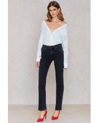 Filippa K - Stella Vintage Blue Black Jeans - Lyst