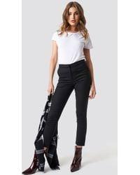 Rut&Circle - Suit Pant Black - Lyst