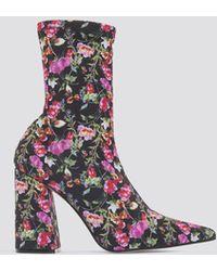 1bee98b965e Lyst - Steve Madden Women s Wagner Stiletto Bootie in Pink
