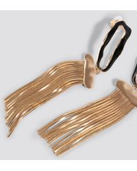 Mango - Glasgow Earrings Gold - Lyst