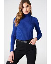 Calvin Klein | Ck Skinny Waistbelt | Lyst