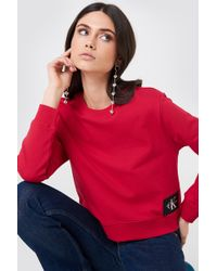 Calvin Klein - Harrisi True Icon Crew Neck - Lyst