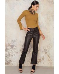 Dagmar - Hadley Leather Trouser - Lyst