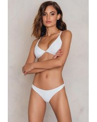 Evaliah Grace - Lanai Low Cut Briefs - Lyst