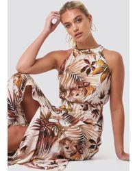 Mango - Vintage Dress - Lyst