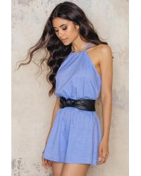 Toby Heart Ginger - Candy Playsuit - Lyst