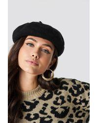Mango - Linda P Hat Black - Lyst