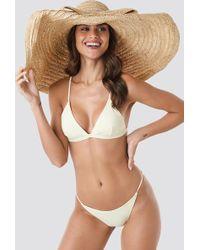 Mango - Lazo Hat Sand - Lyst
