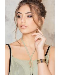 Vanessa Mooney - The Angel Black Bracelet - Lyst
