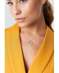 NA-KD - Zodiac Taurus Necklace - Lyst