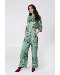 Second Female - State Trousers Chin Green - Lyst