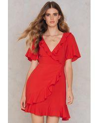 9ec53c72ed Women's SHEIN Dresses Online Sale - Lyst
