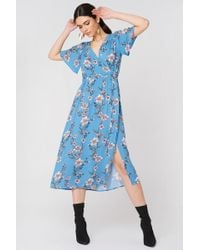 MINKPINK - Somerset Midi Dress Multi - Lyst