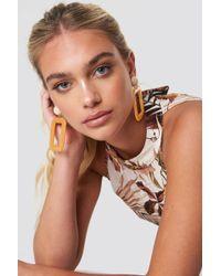 Mango - Pasadena Earrings - Lyst