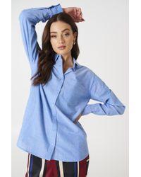 Rut&Circle - Selma Chambray Shirt - Lyst