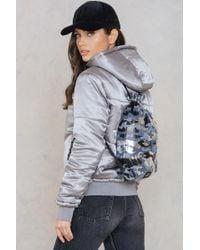 Cheap Monday - Still Pack Gym Bag Black - Lyst