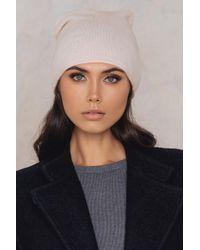 Filippa K - Cashmere Hat - Lyst