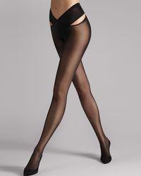 Wolford - Stay Hip Tights - Lyst