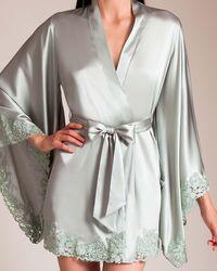 La Perla - Azalea Short Kimono - Lyst