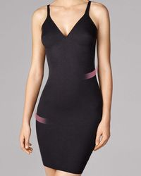 Wolford - Cotton Contour Forming Dress - Lyst
