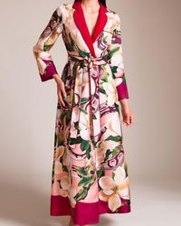 F.R.S For Restless Sleepers - Roda Long Robe - Lyst