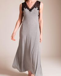 Paladini Couture - Rigatino Barbara Long Gown - Lyst