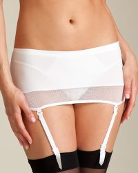 Cosabella | Queen Of Spades Garter Belt | Lyst
