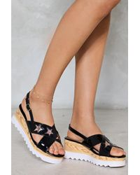 Nasty Gal - Constellation Of The Heart Star Ankle Bracelet Constellation Of The Heart Star Ankle Bracelet - Lyst