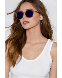 Nasty Gal - Everything Under The Sun Shades - Lyst