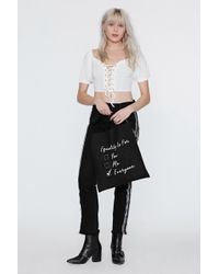 Nasty Gal - Equality Is For Everyone Tote Bag - Lyst