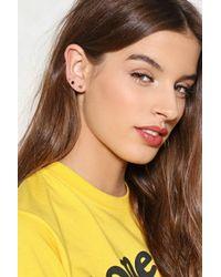 Nasty Gal | Play It By Ear Earring Set | Lyst
