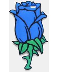 Nasty Gal - Roses Are Blue Iphone 6/7/6+/7+ Case - Lyst