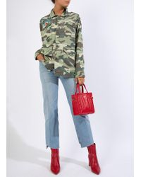 Mother - Jacket Camouflage - Lyst