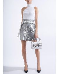 IRO - Natou Skirt - Lyst