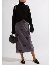 Loewe - Pencil Skirt - Lyst