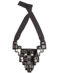 Natori - Josie Geometric Necklace - Lyst