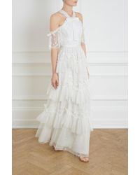 Needle & Thread - Day Dreamers Gown - Lyst