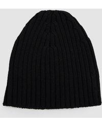 Dries Van Noten - Ribbed Wool Beanie - Lyst
