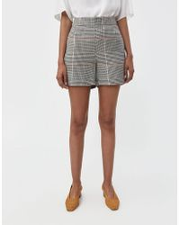 Just Female - Amalie Suit Short - Lyst