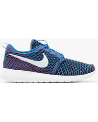 Need Supply Co. - Roshe One Flyknit In Blue - Lyst