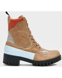 Need Supply Co. - Amy Lace Up Boot - Lyst