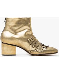 Need Supply Co. - Bevi In Old Gold - Lyst