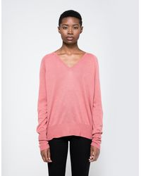 Need Supply Co. - Boyfriend V Neck Sweater - Lyst