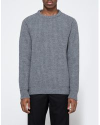 Need Supply Co. - Lambswool Jumper - Lyst